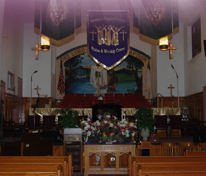 Church Auditorium Image